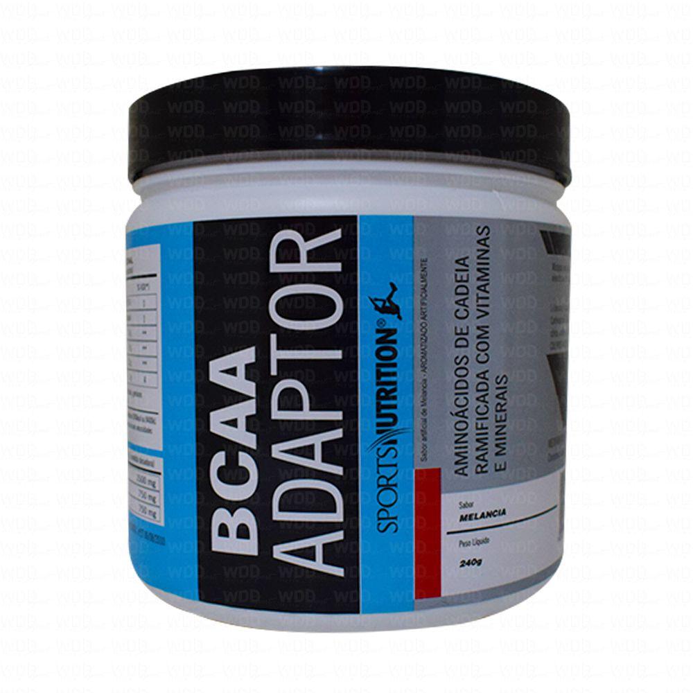 BCAA Adaptor 240g Sports Nutrition
