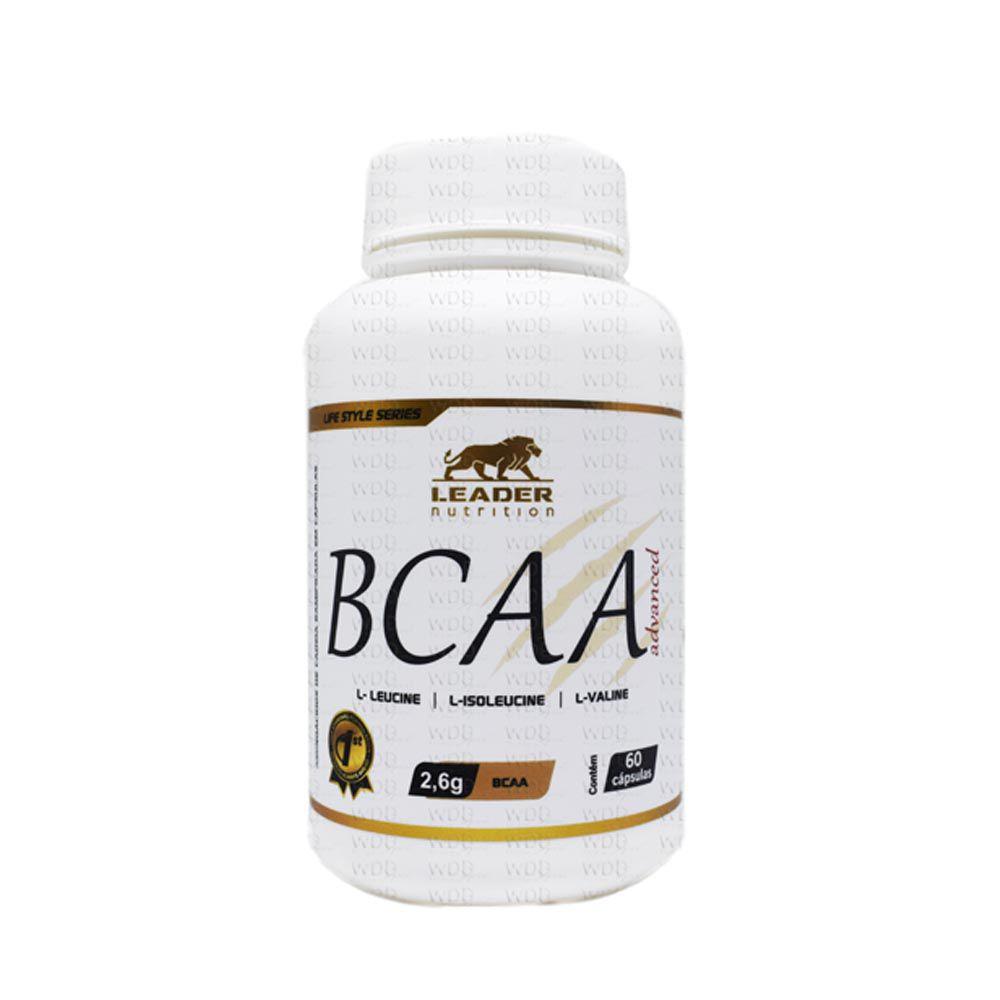 BCAA Advanced 60 caps Leader