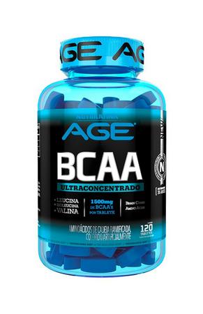BCAA Age 1,5g 120 caps Nutrilatina Age