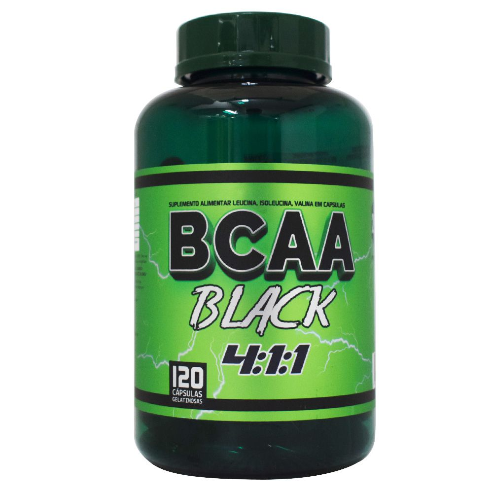 BCAA Black 4:1:1 120 caps Up Sports Nutrition