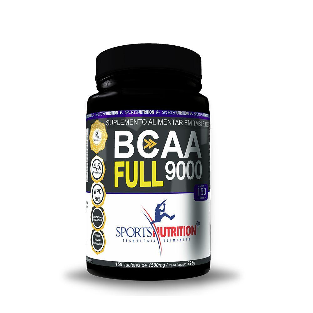 BCAA Full 1500mg 150 tabs Sports nutrition