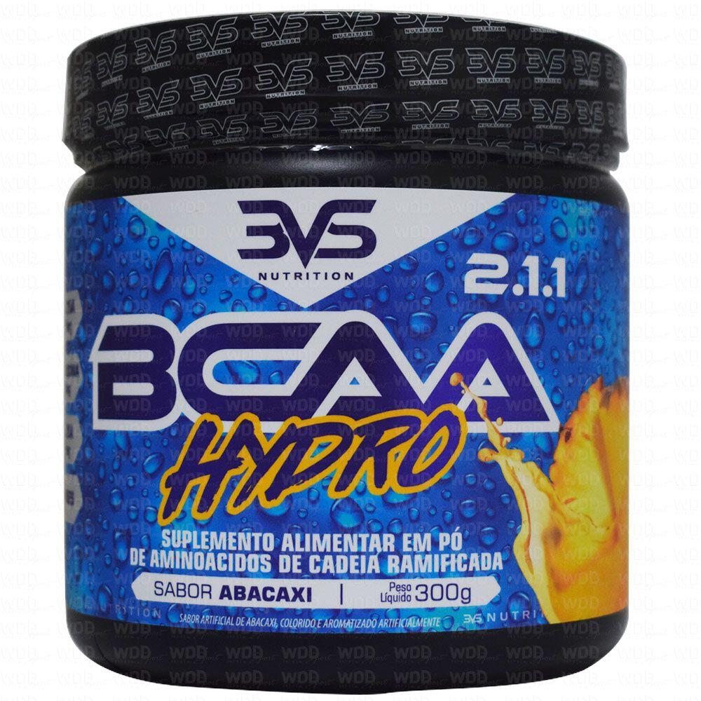 BCAA Hydro 2:1:1  300g 3vs