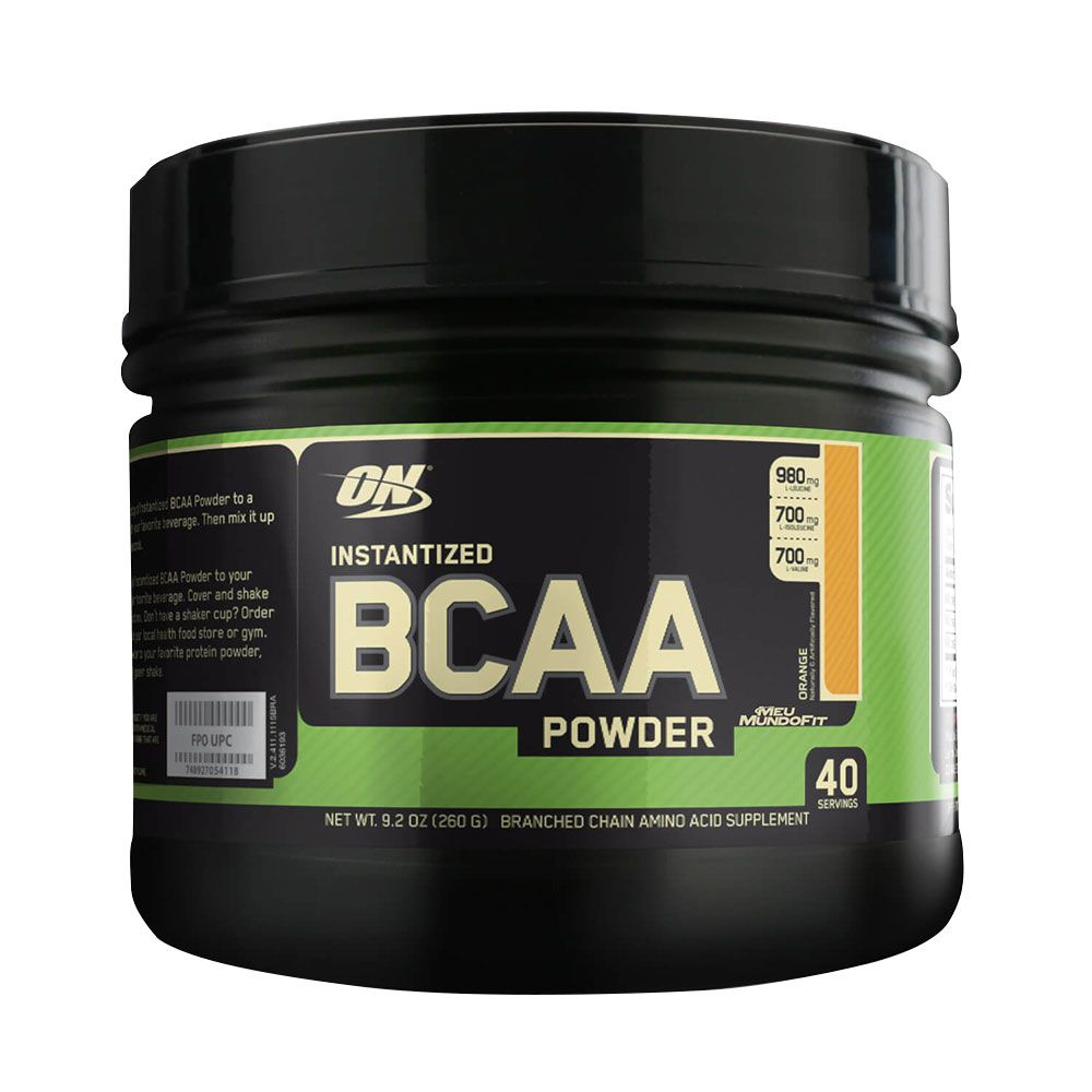BCAA Powder 260g Optimum