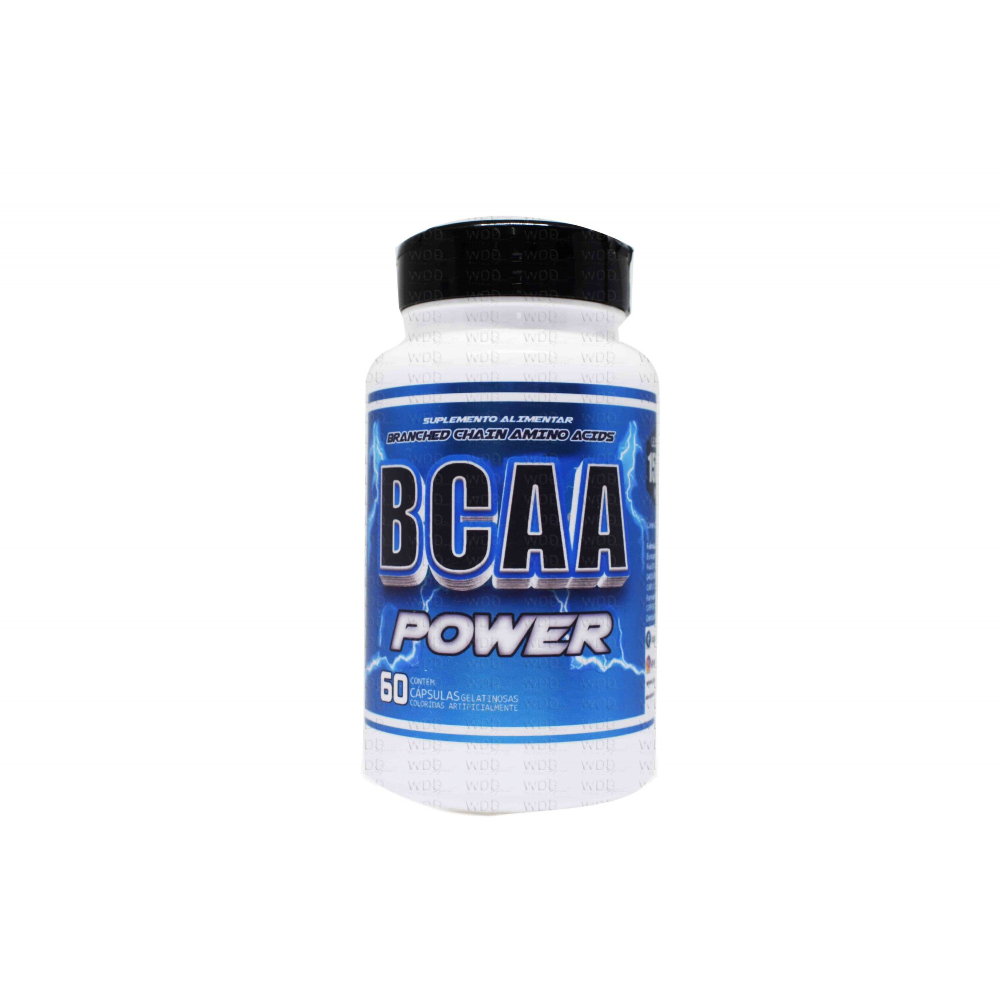 Bcaa Power 60 caps Up Sports Nutrition