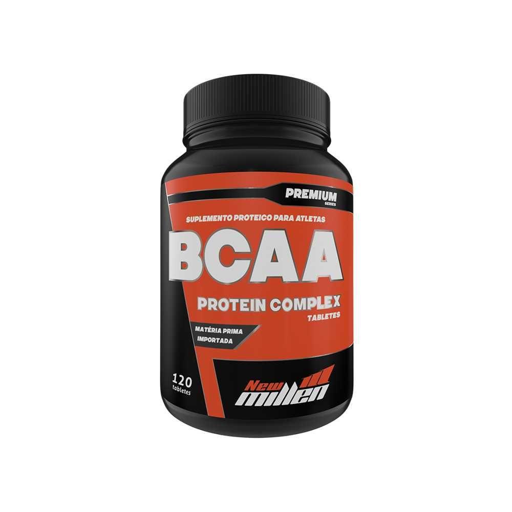 Bcaa Protein Complex 120 caps New Millen