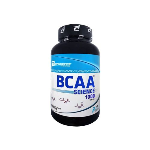 BCAA Science 1000 150 tabs Performance