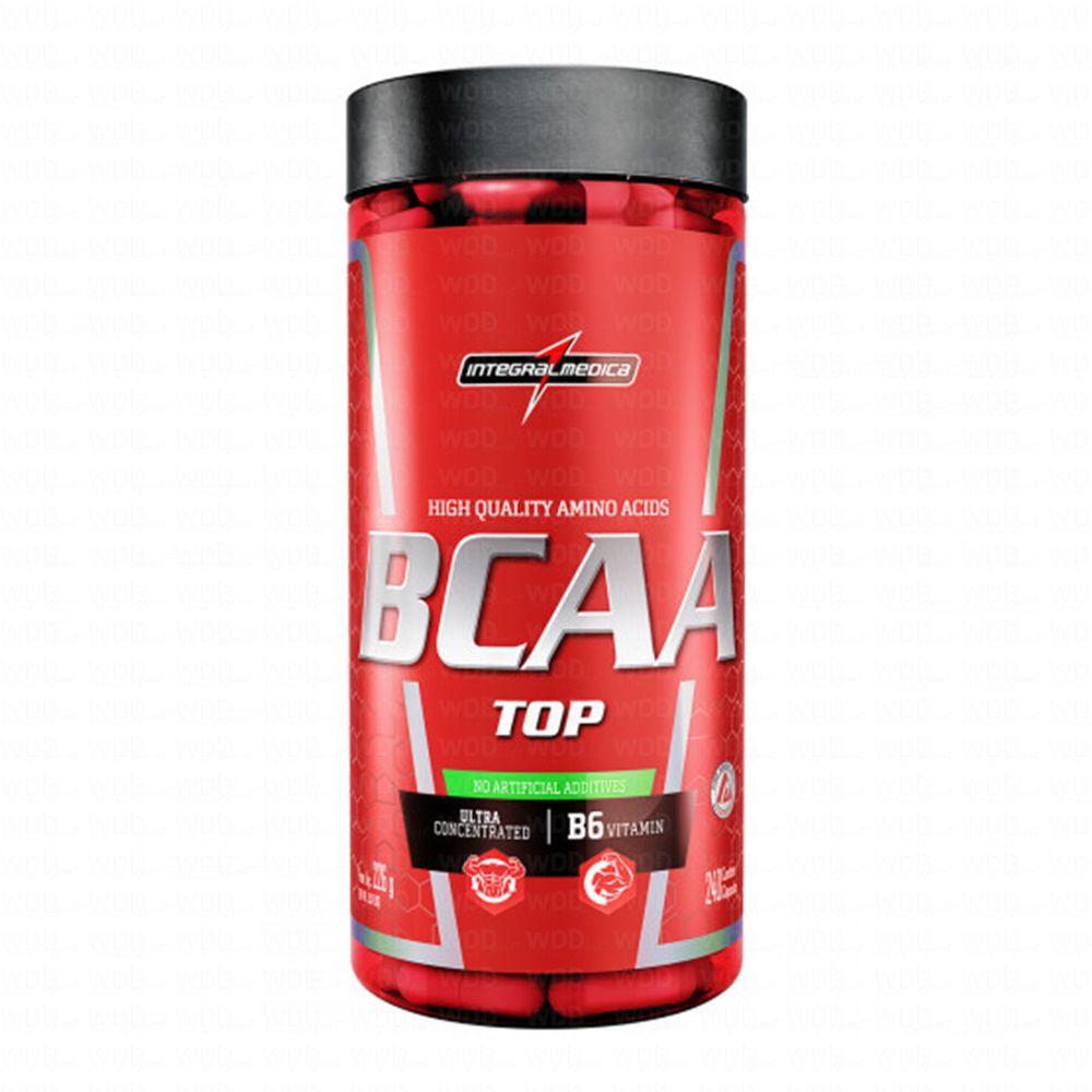 BCAA Top 226g 240caps IntegralMédica