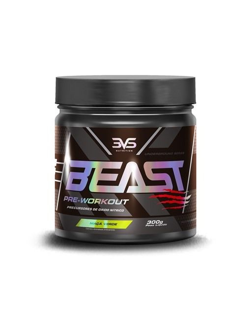 Beast Pre Workout 300g 3VS