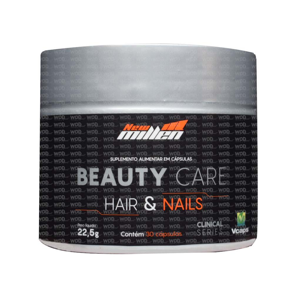 Beauty Care Hair & Nails 22,5g 30 caps New Millen