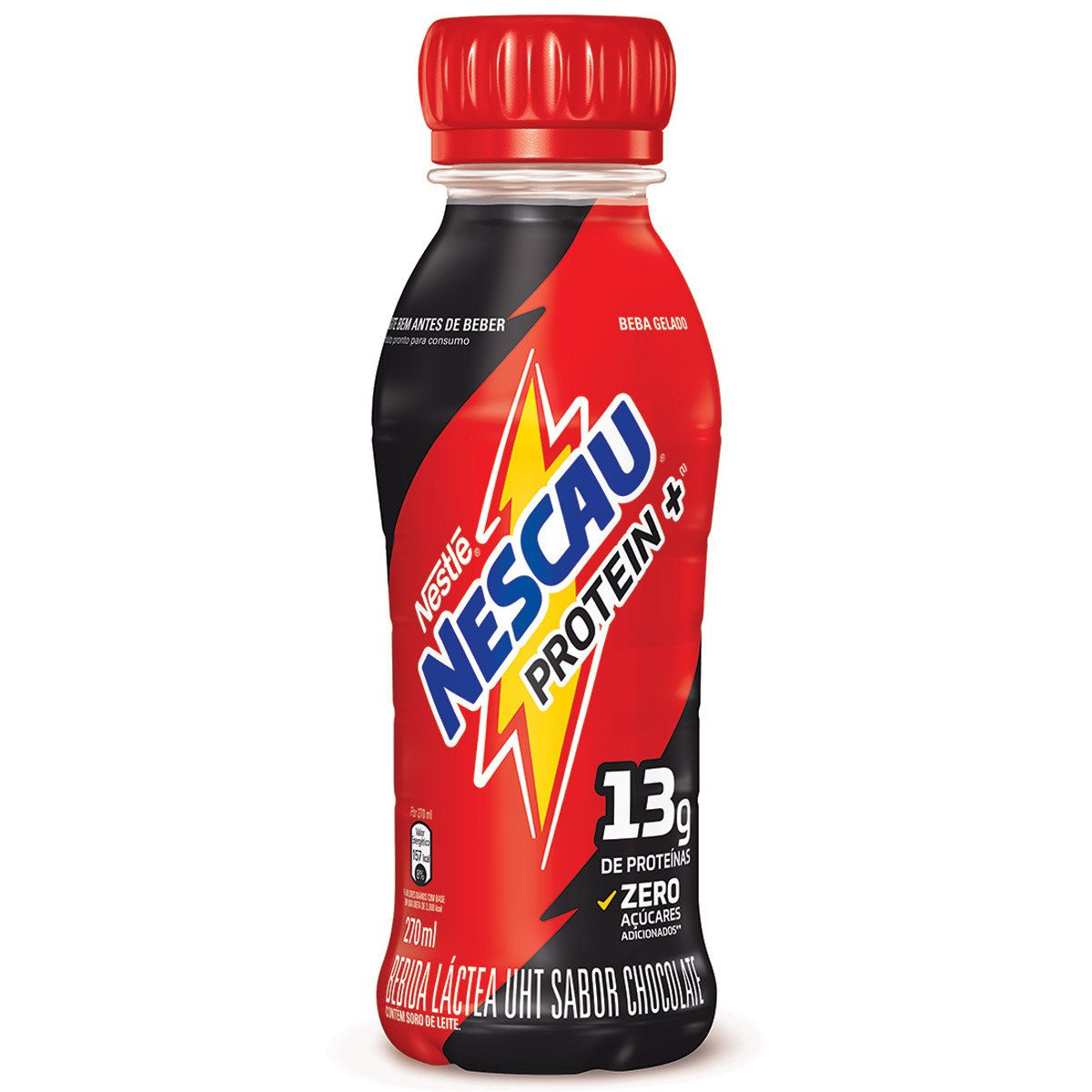 Bebida Láctea Nescau Protein+ 270ml Nestlé