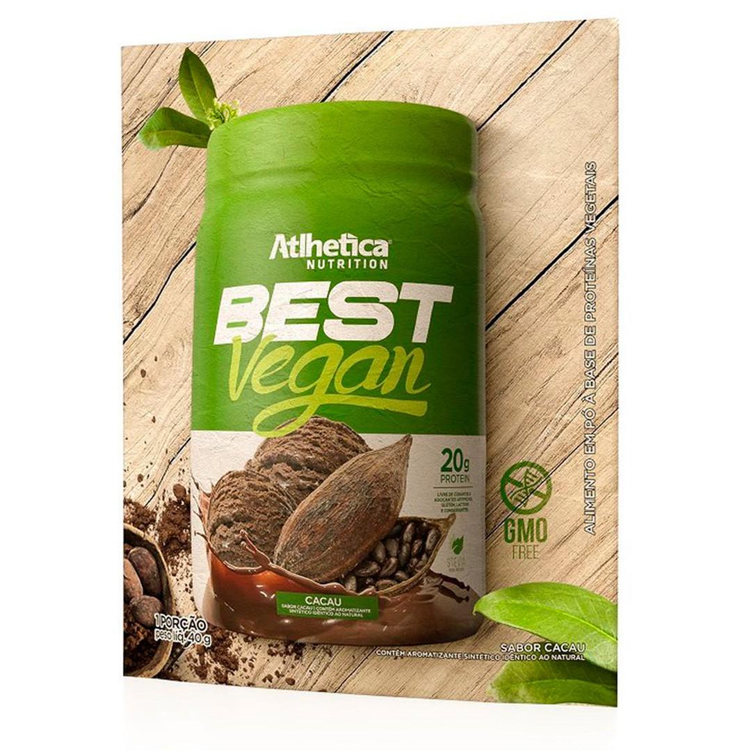 Best Vegan Sachê 35g Atlhetica