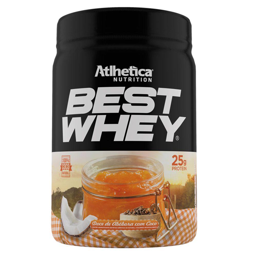 Best Whey 450g Atlhetica