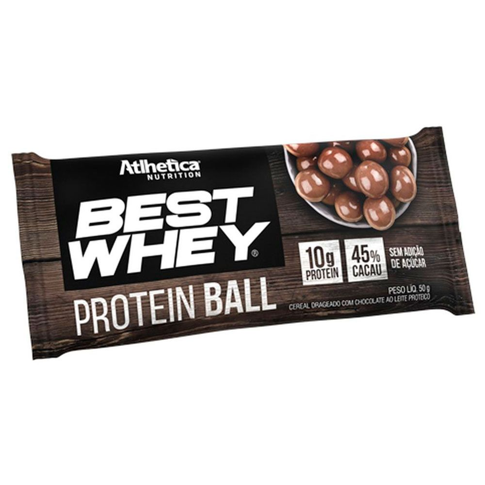Best Whey Protein 50 g Atlhetica