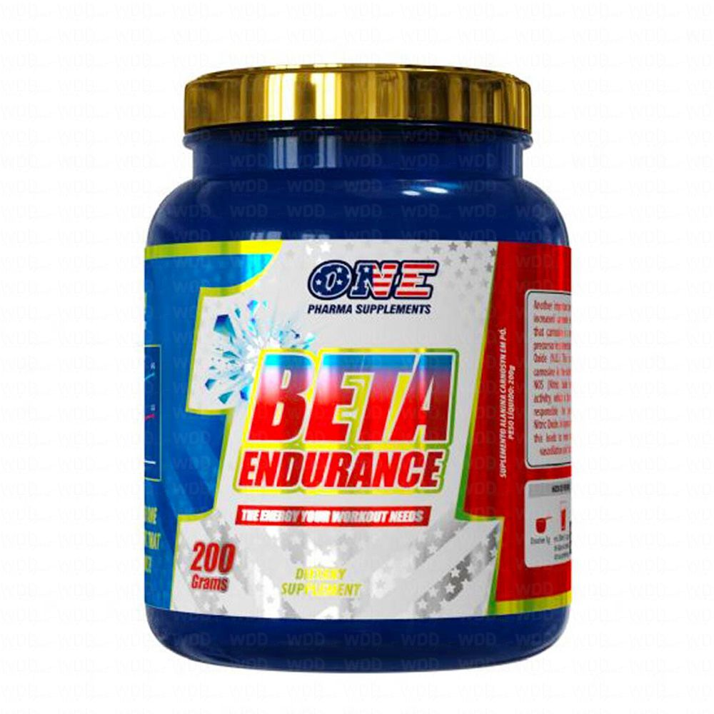 Beta Endurance 200g One Pharma Supplements
