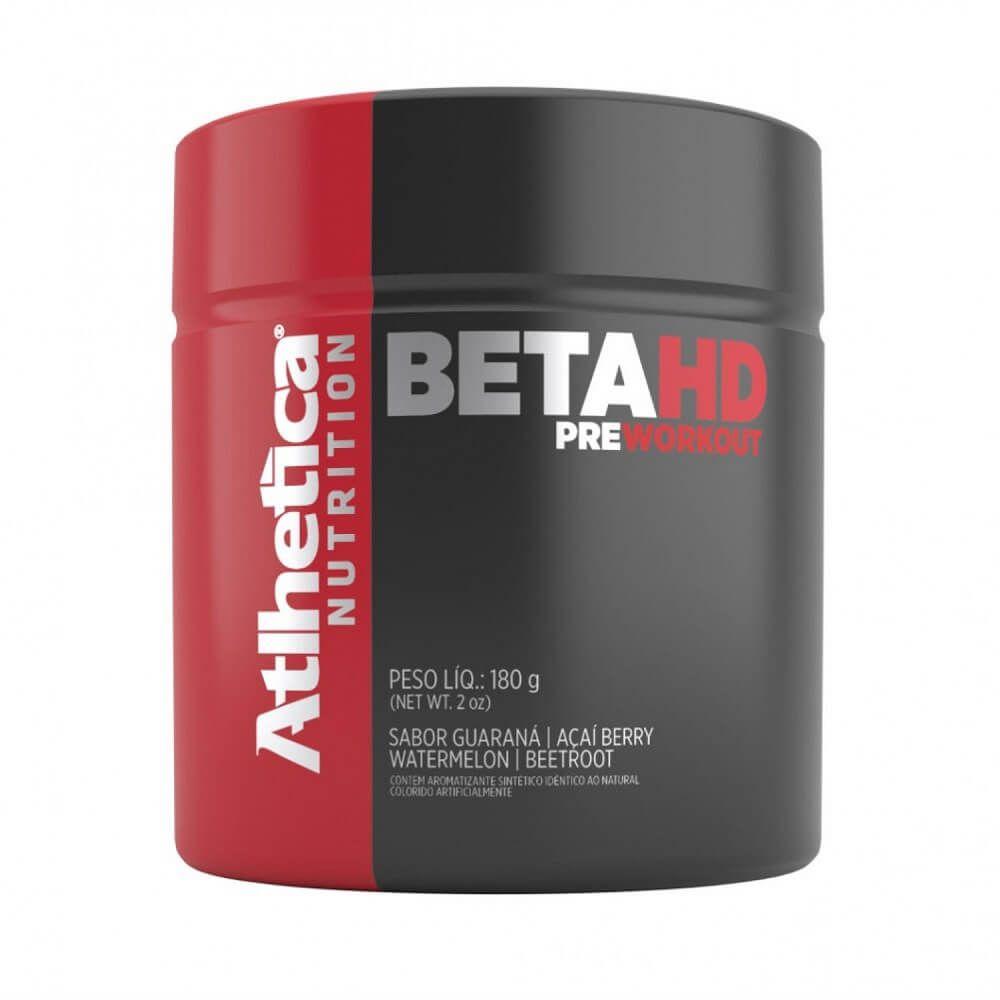 Beta HD Pre Workout 180g Atlhetica
