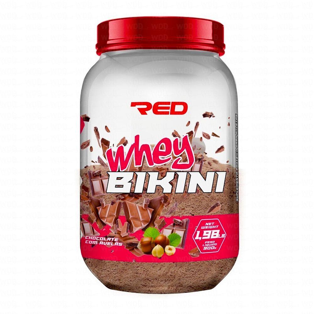 Bikini Whey 900g Red Series