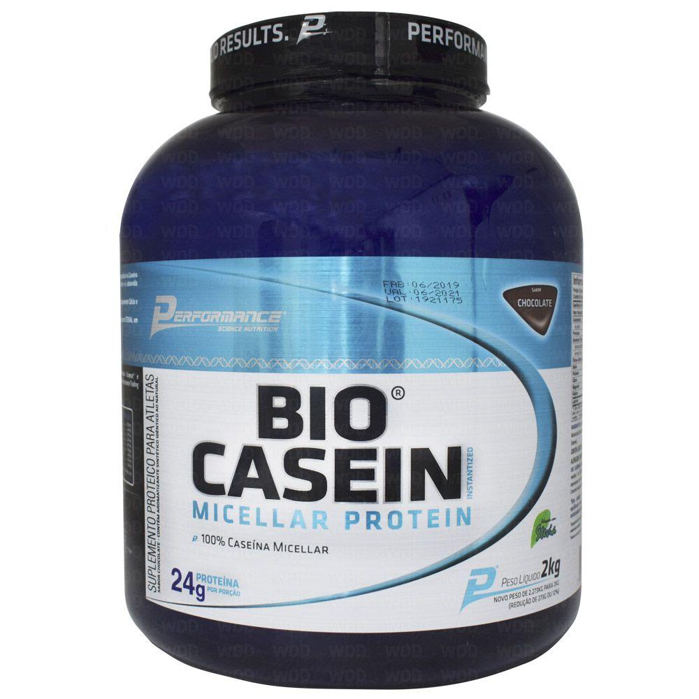 Bio Casein Micellar Protein 2kg Performance