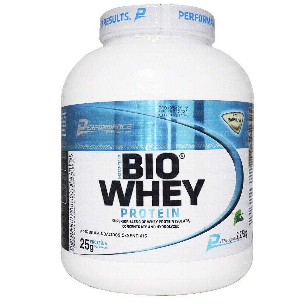 Bio Whey Protein 2Kg Performance