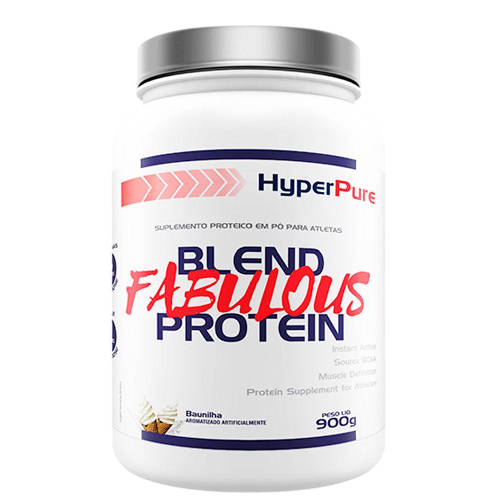 Blend Fabulous Protein 900g HyperPure