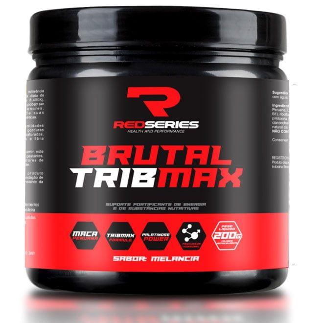 Brutal Tribmax 200g Red Series