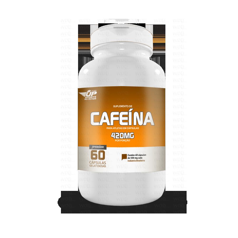 Cafeína 60 caps Up Sports Nutrition