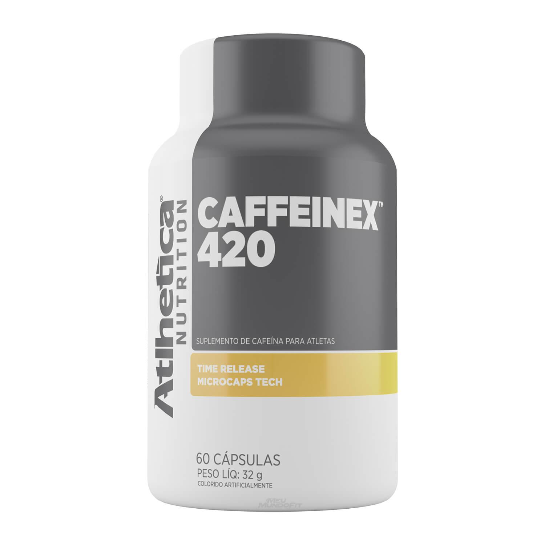 Caffeinex  420mg 60Caps Atlhetica