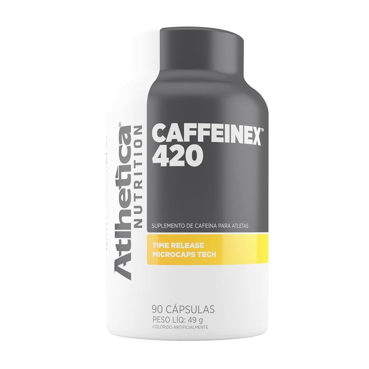 Caffeinex  420mg 90Caps Atlhetica