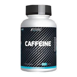 Caffeine 120 tabs Fit Fast Nutrition