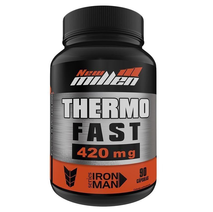 Caffeine Thermo Fast 90 caps New Millen