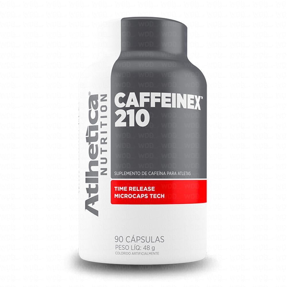Caffeinex 210mg 90 Caps Atlhetica