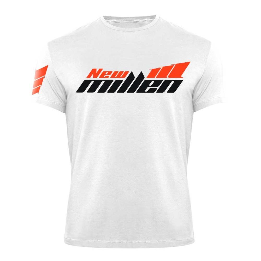 Camiseta Branca (100% Poliester) New Millen