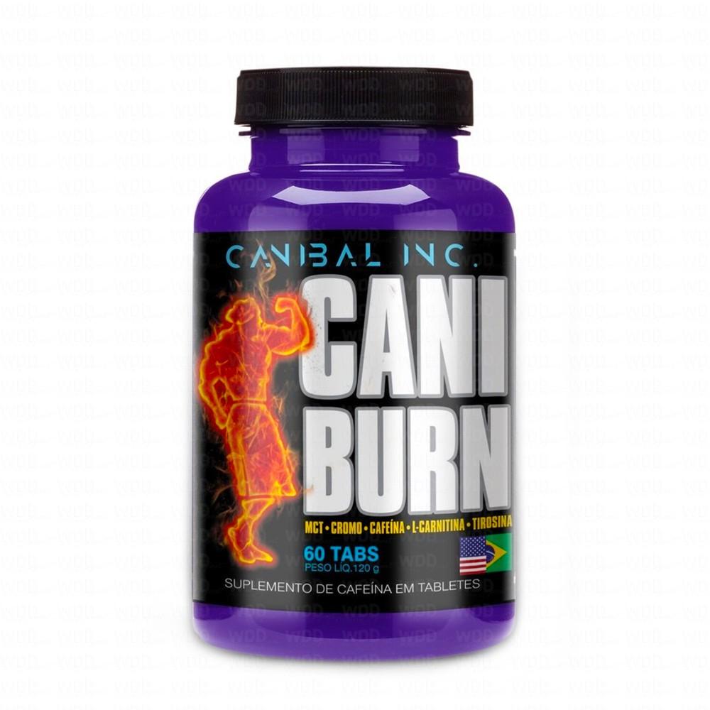 CaniBurn 60 tabs Canibal Inc