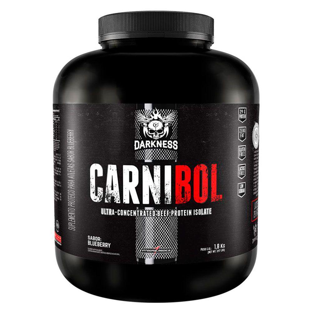 Carnibol Darkness 1,8kg  Integralmedica