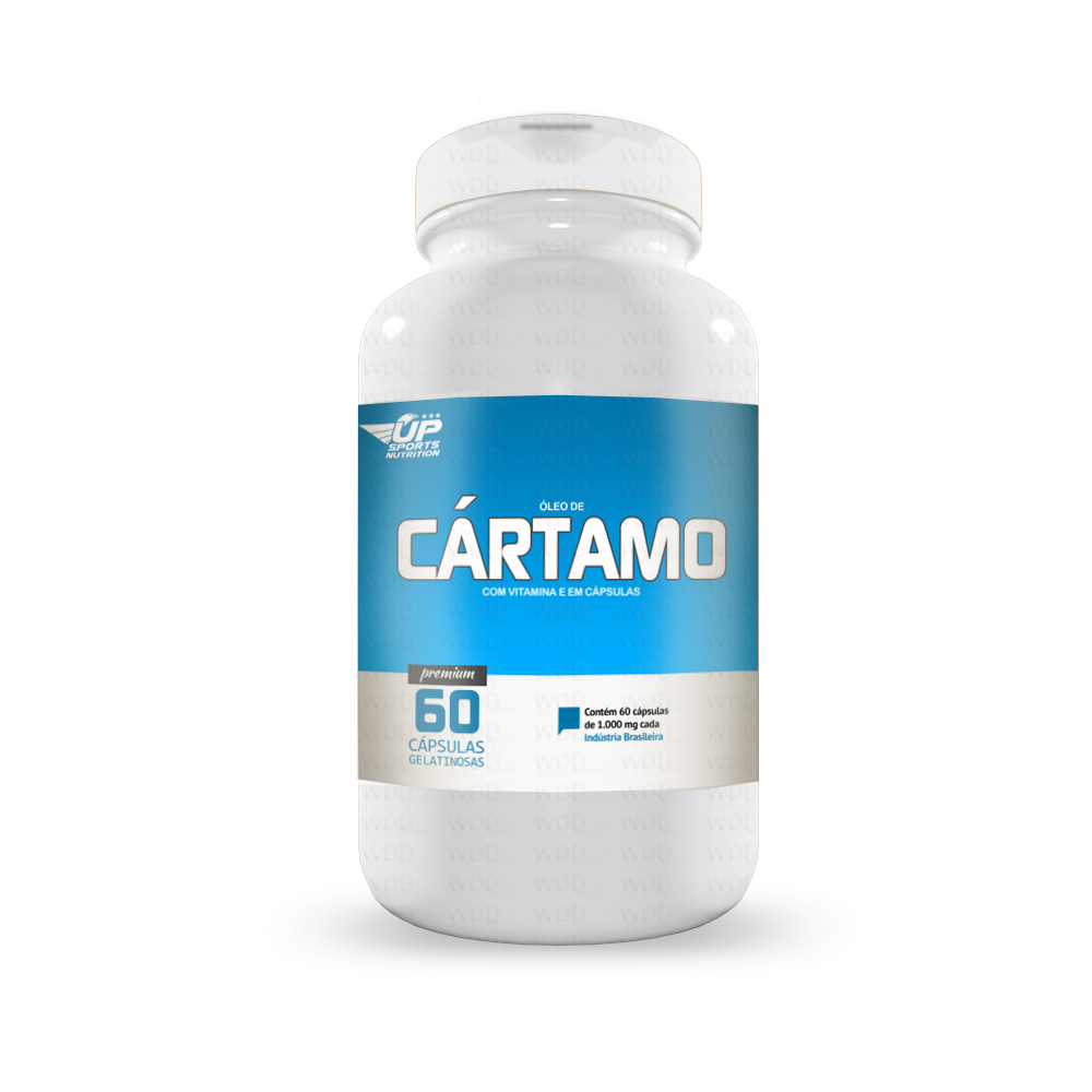 Óleo de Cártamo 60 caps Up Sports Nutrition