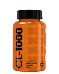 CL 1000 Óleo de Cártamo e Vitamina E 120 caps Maxx Performa