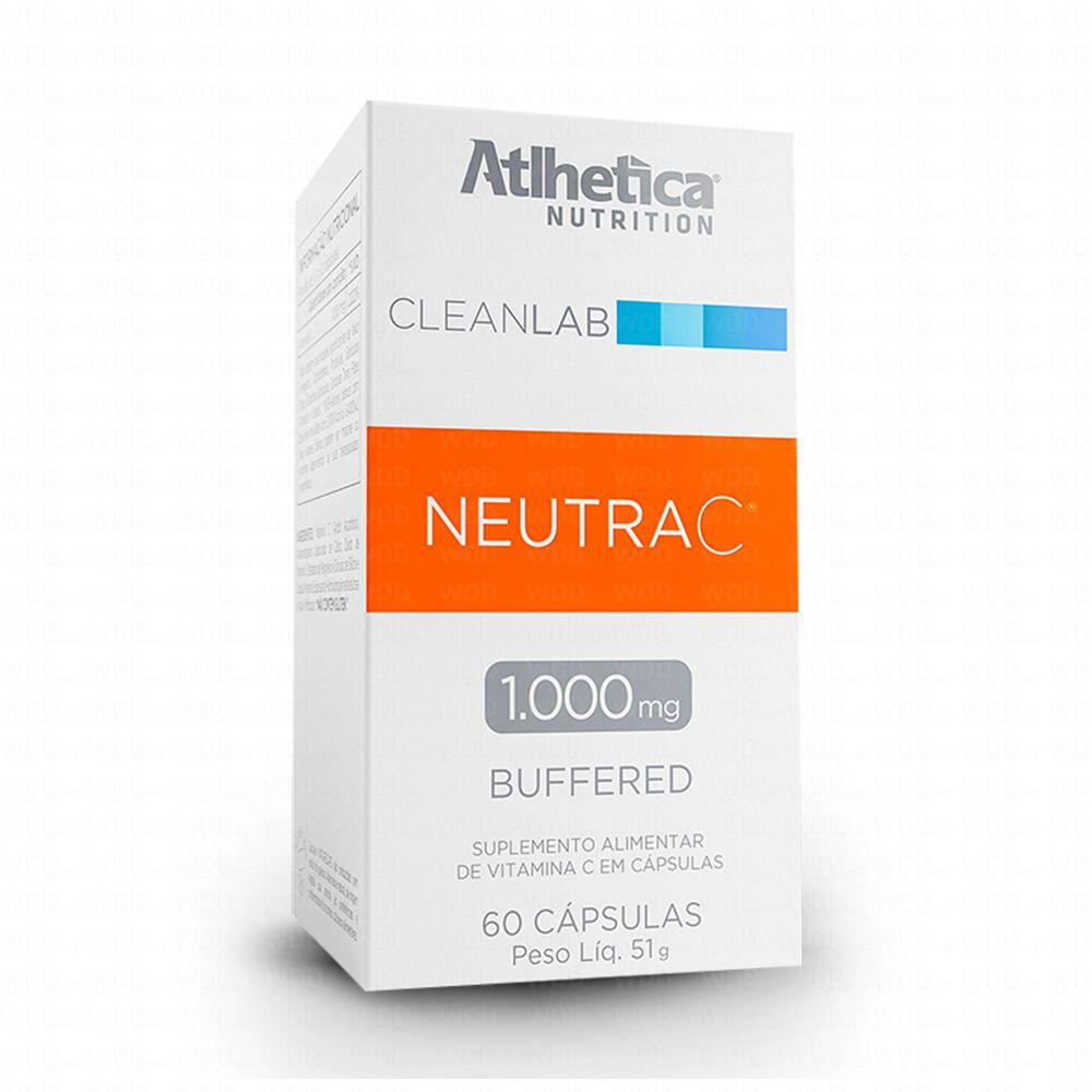 Cleanlab NeutraC 1000mg 60 caps Atlhetica