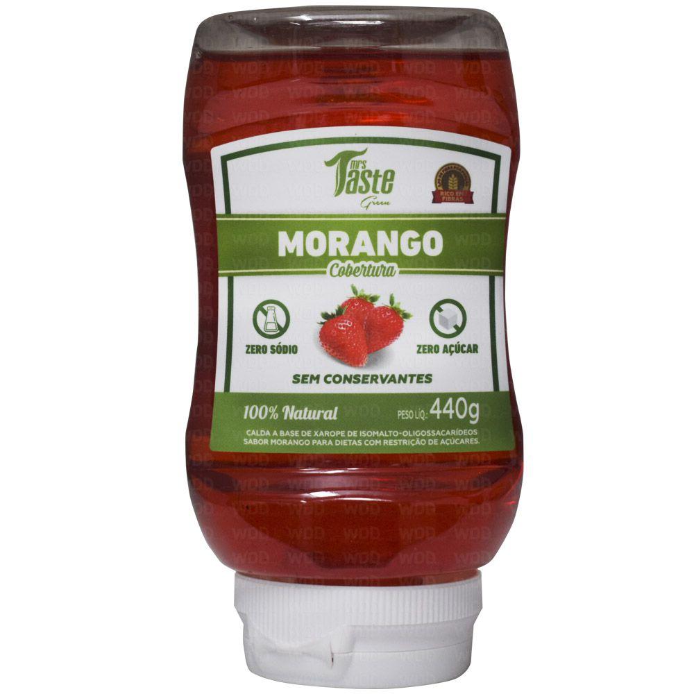 Cobertura de Morango 440g Mrs Taste