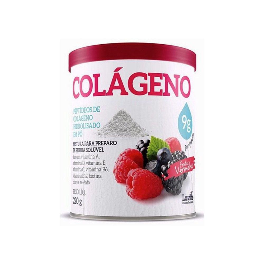 Colágeno 220g Lavitte
