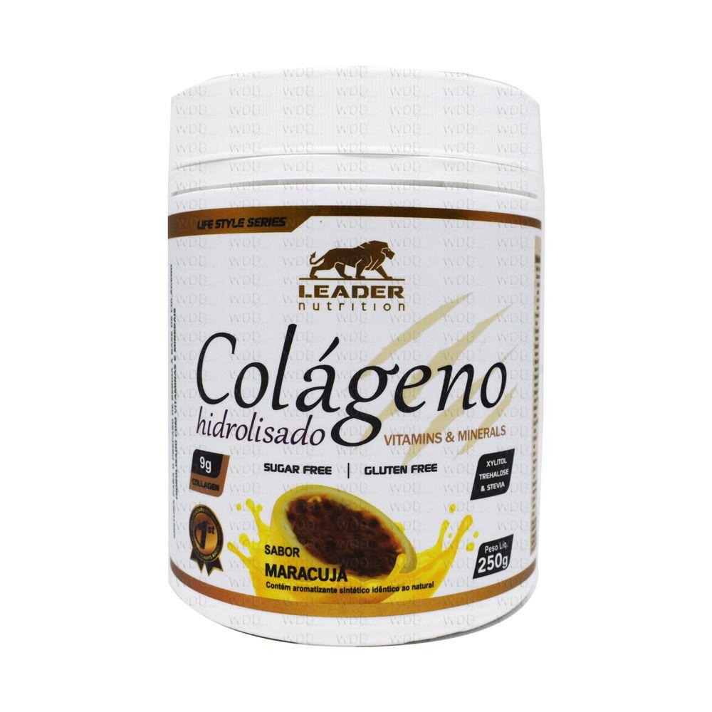 Colágeno Hidrolisado 250g Leader Nutrition