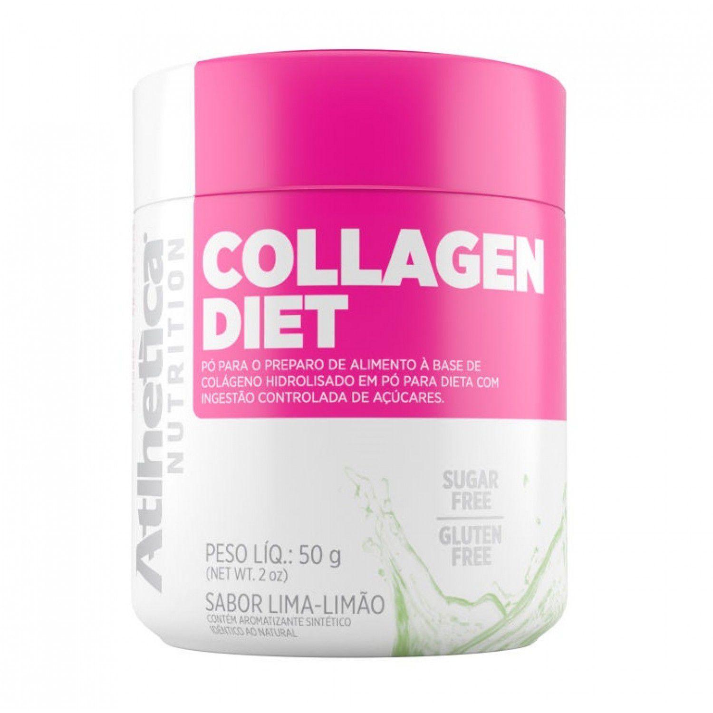 Collagen Diet 50g Atlhetica Nutrition