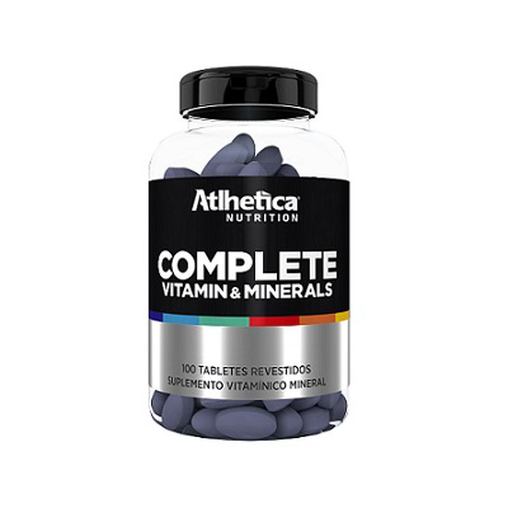 Complete Multi-Vit 100 tabs Atlhetica