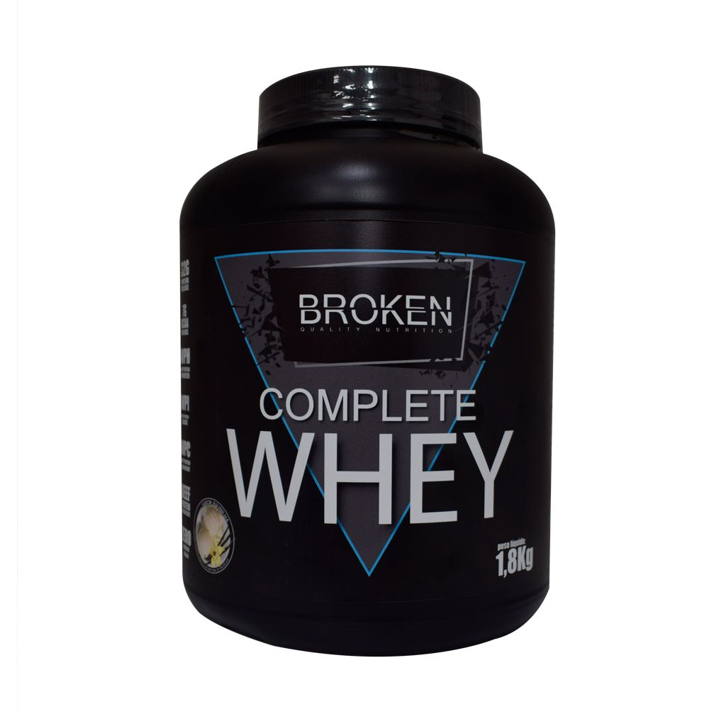 Complete Whey 1,8kg  Broken Quality Nutritions