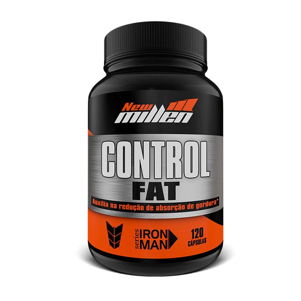 Control Fat 120 caps New Millen