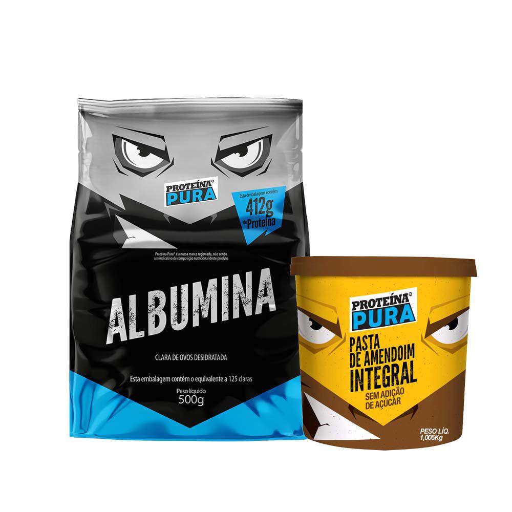 Kit Proteína Pura