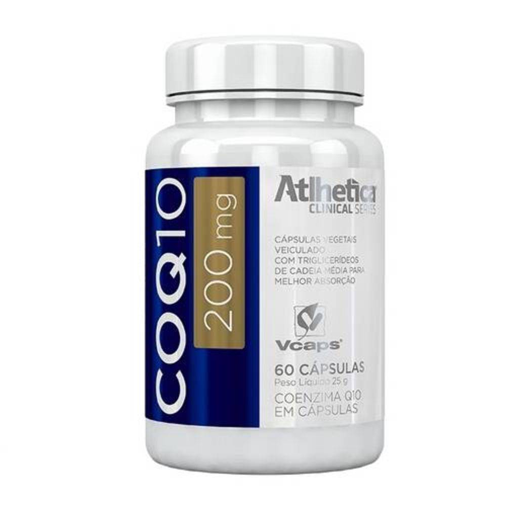 COQ10 200mg 60caps Atlhetica
