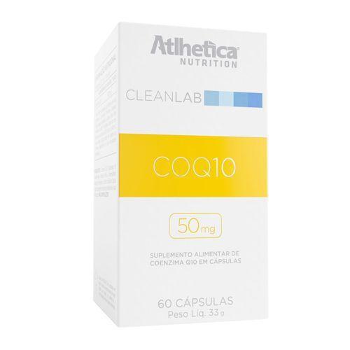 COQ10 50mg 60 caps Atlhetica Nutrition