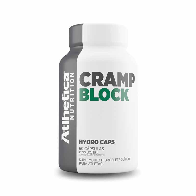 Cramp Block 60caps Atlhetica