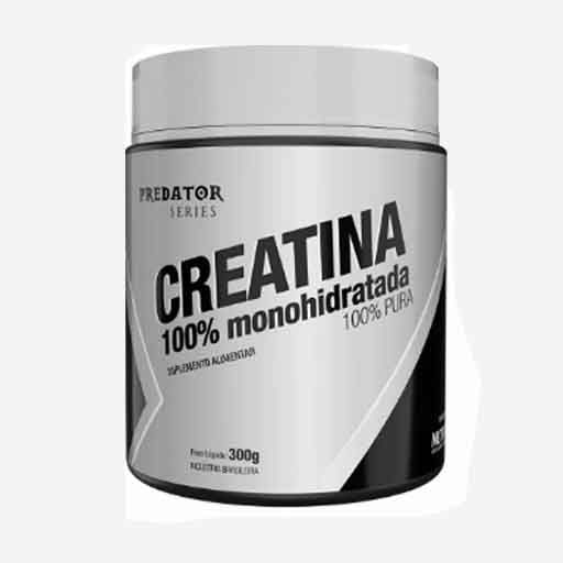 Creatina 100% Monohidratada 300g Nutrata