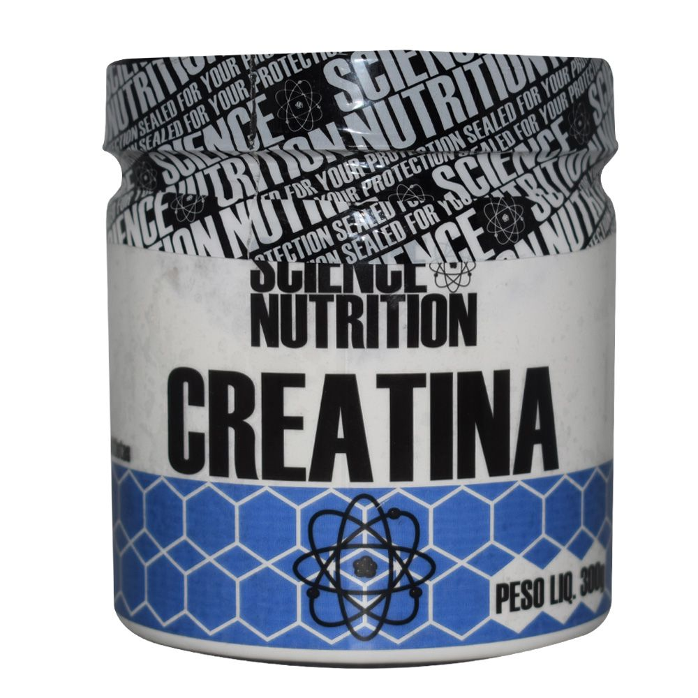 Creatina 300g Science Nutrition