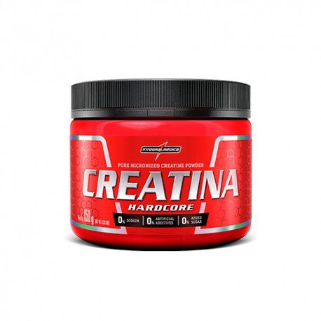 Creatina Hardcore 150g Integralmédica